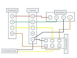 nordyne furnace wiring color wiring diagram weick