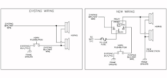 fiamm horn wiring diagram diagram wiring diagrams for diy car