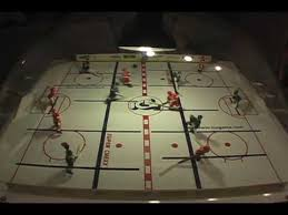 Dome Hockey Table Playing Doubles On A Super Chexx Bubble Hockey Table Youtube