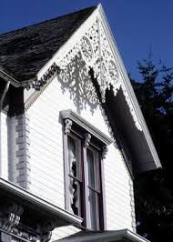 What Is A Cornice On A House 33 Best Victorian Gable Trim Images On Pinterest Gingerbread