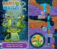 wheres my water 2 apk where s my water 2 mod