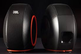 minimalist computer speakers jbl pebbles review digital trends