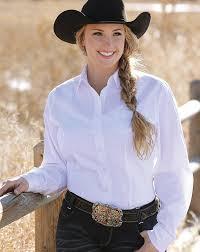 cinch women u0027s long sleeve solid button down shirt white