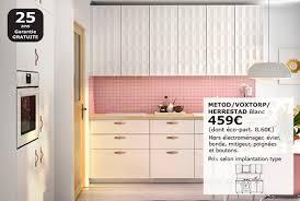 ikea meuble de cuisine meubles bas hauteur caisson 60 cm système metod ikea