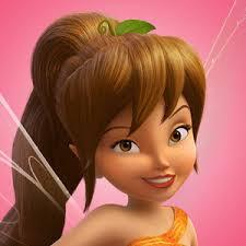 tinkerbell hairstyle fawn disney australia fairies
