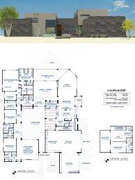 baby nursery courtyard modern house plans modern house plans