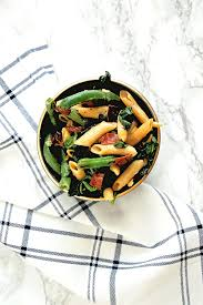 prosciutto green beans nutrition to fit