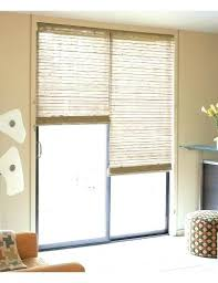 Patio Door Covers Curtains For Sliding Glass Door Teawing Co