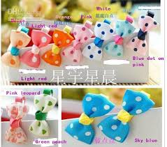 cheap hair accessories baby hair hairpins fashion kids headbands hair bows mix