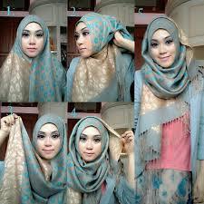 tutorial jilbab remaja yang simple 30 cara memakai jilbab segi empat terbaru remaja update remaja