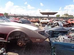 corvette junkyard california corvette car junkyard
