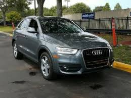 audi tallahassee used audi q3 for sale in tallahassee fl carmax