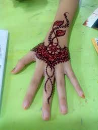 colored henna tattoo designs latest mehandi design pictures