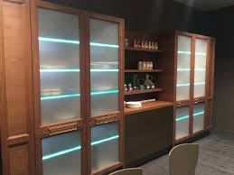 wood and glass cabinet stainless steel frosted glass cabinet doors medium size of kitchen