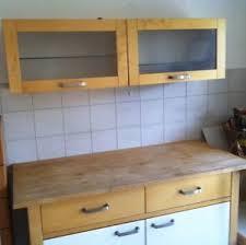 modulküche ikea modulküche ikea värde 2 hänge küchenschrank ca75x65x92 holz natur