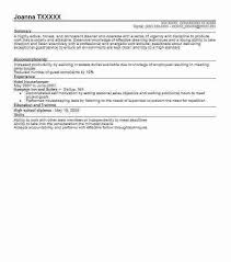 housekeeper resume example unforgettable housekeeper resume