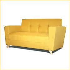 canape jaune cuir canapé cuir jaune meilleurs choix canape convertible jaune alinea