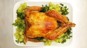 simple thanksgiving turkey recipe video upside down thanksgiving turkey how to martha stewart