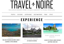 Travel Noire images Travel noire is now a blavity inc company everything girls love png
