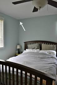 how to cover up water stains on the ceiling plus a new paint