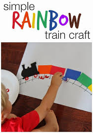 25 train crafts ideas train crafts