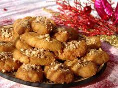 melomakarona the greek christmas olive oil cookies gourmed com