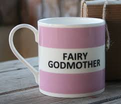 godmother mug fairy godmother bone china mug by the pot bank