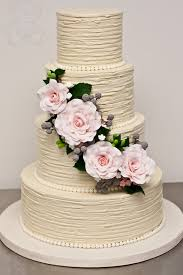 40 wedding cake designs with elaborate fondant flowers modwedding