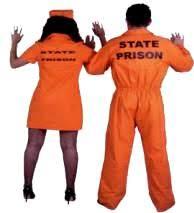 prison jumpsuit costume prisoner costume policeman costumes convict jacket