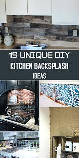 easy diy kitchen backsplash diy kitchen backsplash ideas eye totally unique kitchen ideas