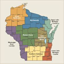 Glacial Drumlin Trail Map Recreation Opportunities Analysis Wisconsin Dnr