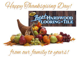 happy thanksgiving day best hardwood flooring tile