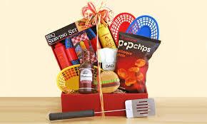 grilling gift basket summer grilling gift basket groupon goods