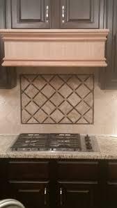 travertine subway tile backsplash travertine tile kitchen