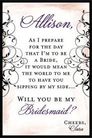 bridesmaids invite will you be my bridesmaid card bridesmaid invitation