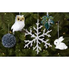 smith midnight clear complete tree decorating kit kmart
