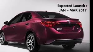 toyota car images upcoming car toyota cars 2017 with price and expect launch date