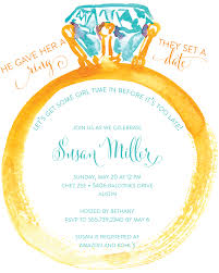 bridal shower invitation bridal shower invitation wording ideas and etiquette