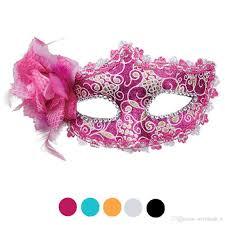 half mask for women halloween diversity fancy ball mask birthday