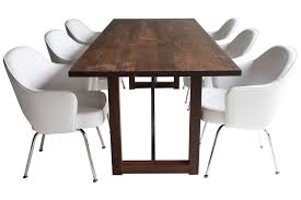 Modern Dining Furniture Modern Dining Table 0116 Contemporary Industrial Transitional