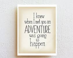 wedding quotes adventure best adventure etsy