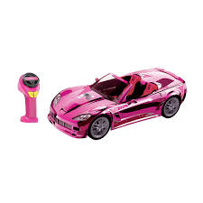 barbie toy cars barbie cruisin u0027 u0027 u0027 u0027 corvette r c toys r us canada