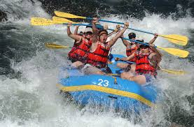 american river rafting trips in california with whitewater connection