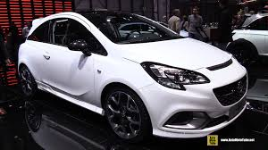 vauxhall corsa inside 2016 opel corsa opc exterior and interior walkaround 2016