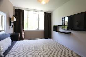 Bedroom Furniture Vancouver Bc by Furnished Apartment Rental Vancouver Horizon 1250 Burnaby Advent
