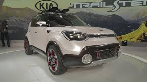kia trail u0027ster concept brings traction for the soul in chicago