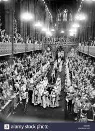 queen elizabeth ii u0027s coronation ceremony at westminster abbey
