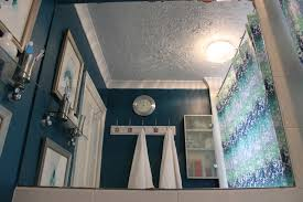 the transformative power of paint peacock blue bathroom swoon