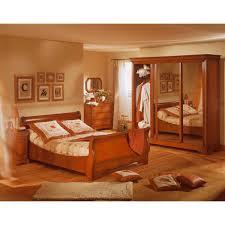 chambre en merisier chambre louis philippe merisier sabrina lit commode chiffonnier