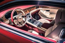 bentley gtc interior the new bentley continental gt looks gorgeous carwitter